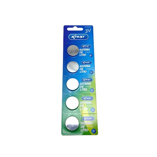 kit com 1000 baterias cr2032 3v lithium placa mãe qualidade