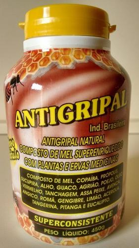 kit com 11 nectamel antigripal 450 gramas + brinde atacado