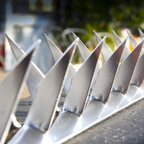kit com 11m de lança para muro perfurante, mandíbula, cerca