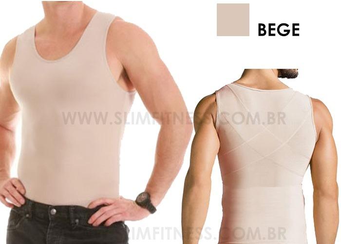 b986c0e9c Kit Com 12 Cinta Postural Now Modeladora Masculina Slim Less - R ...