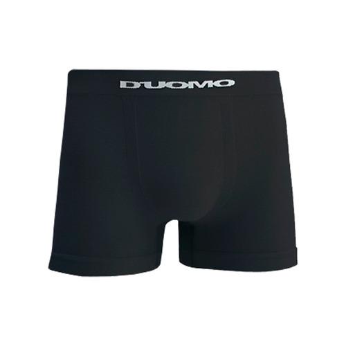kit com 12 cuecas boxer microfibra sem costura  - duomo