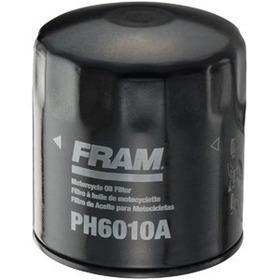 Kit Com 12 Filtro De Oleo Ph6010a Fran Original Vulcan 750