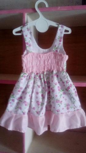kit com 12 vestidos infantil atacado revenda