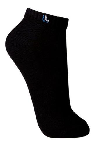 kit com 15 meias preta lupo masculina lupo cano curto