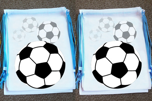 kit com 15 mochilinhas ecobag sacochila esportes