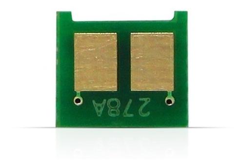kit com 19 chip hp ce278-a (2k)