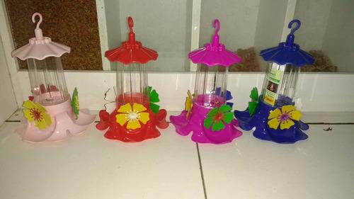 kit com 2 bebedor de beija flor 290ml mais frete gratis