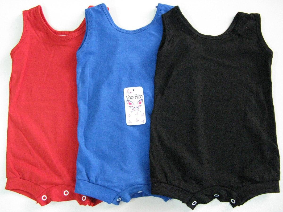 cf8cbd3dcc9e Kit Com 2 Body Regata Tamanhos P, M, G E 1. - R$ 26,00 em Mercado Livre