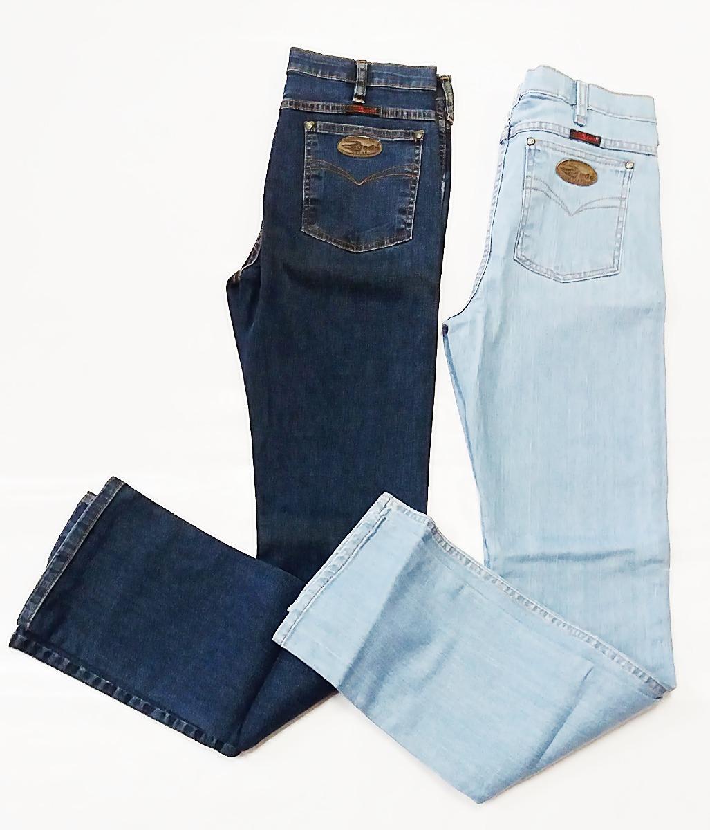 97cb04a679b73 Kit Com 2 Calças Masculinas Radade Jeans Country Casual - R  299