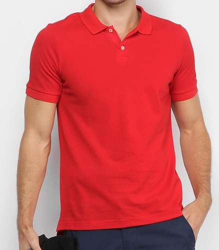 kit com 2 camisa gola polo camiseta  lisas atacado uniforme