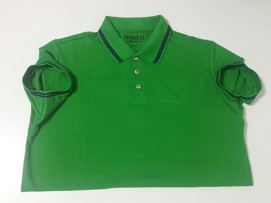 4e5e9ba126 Kit Com 2 Camisas Polo Aramis E Ellus Tamanho Gg - R  162
