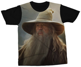 8b5ef8273aeb72 Kit Com 2 Camisetas O Senhor Dos Anéis Filme Frodo Camisa