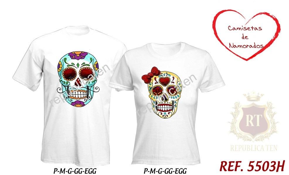 Kit Com 2 Camisetas Para Namorados 361ae6e6de0a4