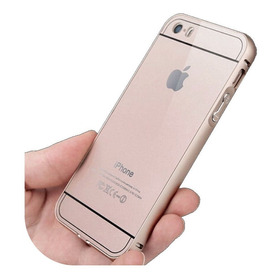 Kit Com 2 Capas iPhone Se 5s 5 Case Capinhas Exclusivas