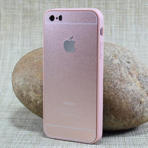 kit com 2 capas iphone se 5s 5 case capinhas exclusivas