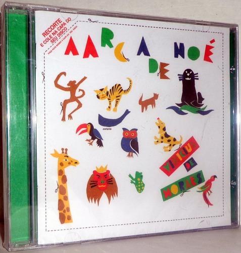 kit com 2 cds a arca de noé volume 1 & 2 ( 2 cds )