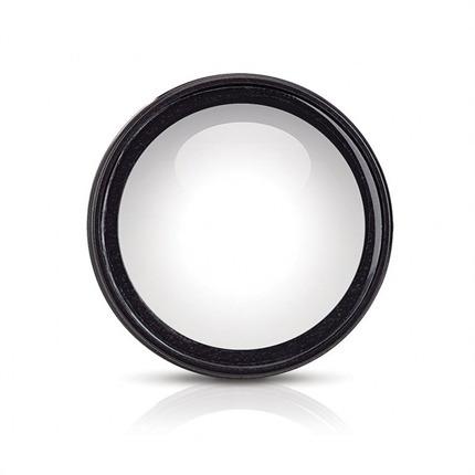 kit com 2 lentes protetoras para gopro agclk-301 gopro