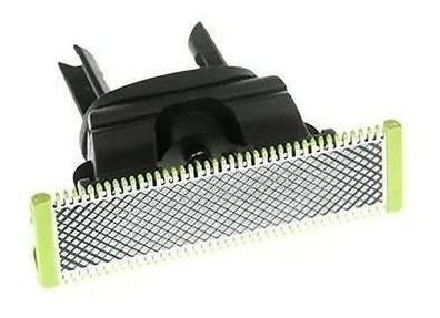 kit com 2 lâminas de barbear philips oneblade para barbeador