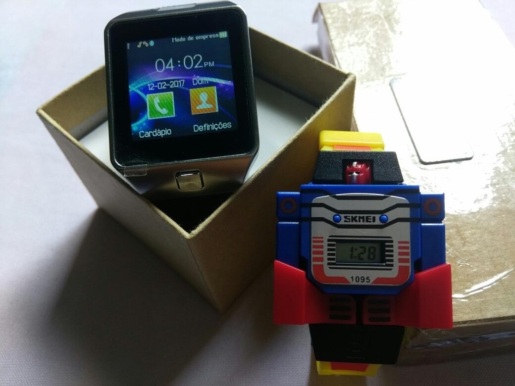 35176d9941c Kit Com 2 Produtos 01 Relógio Transformers Infantil 01 Dz09 - R  149 ...