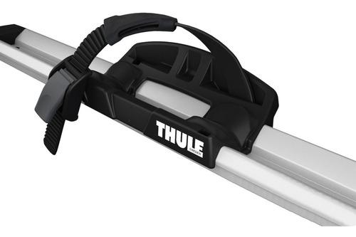 kit com 2 suporte de teto thule upride 599