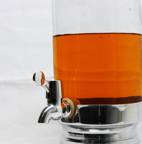 kit com 2 suqueira 3,2 litros bem embalada  linda peça ap2