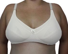 c91f75f00 Dafiti Camisola Para Maternidade - Sutiãs Branco no Mercado Livre Brasil