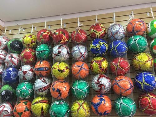 bca509c5b1 Kit Com 20 Bolas Futebol Recreação Oportunidade De Atacado