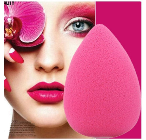 kit com 20 esponjas de maquiagem t/ beauty blender base gota