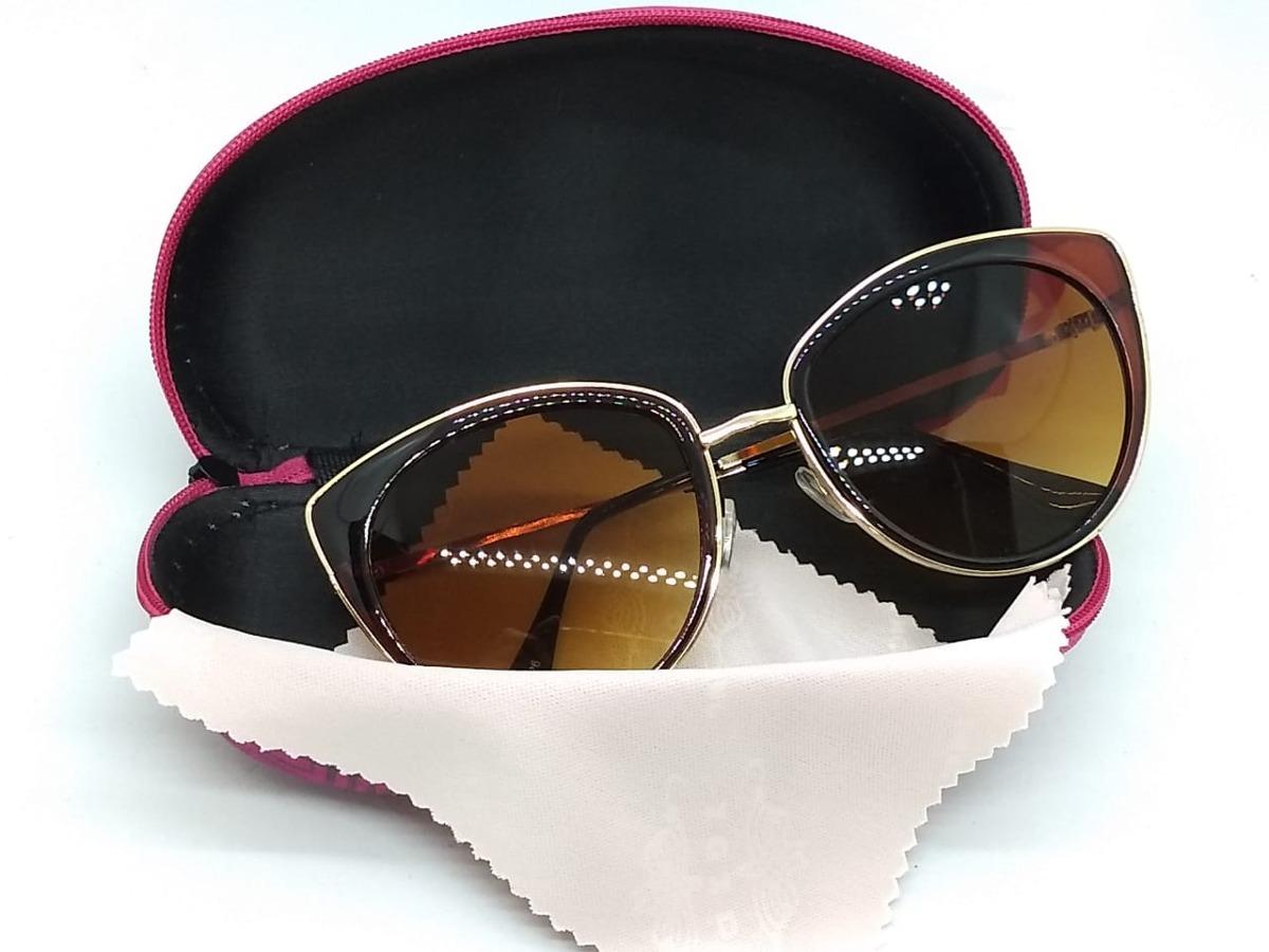 61ad2ab1487aa kit com 20 óculos de sol fem  masc estojo flanela atacado. Carregando zoom.