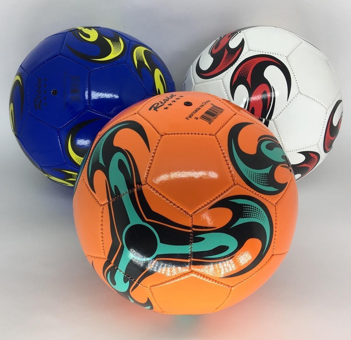 4cec92739c3f1 Kit Com 25 Bolas De Futebol Para Revenda - Preço De Atacado - R  426 ...