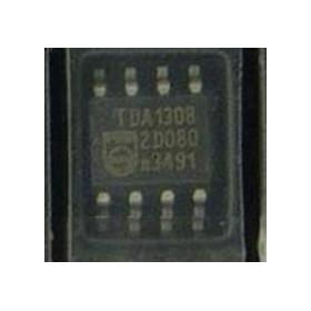 Kit Com 2x  Ctp2308 S = Tda1308 Smd Ci Audio  Envio Imediato