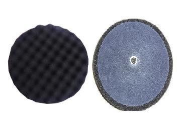 f647168e13362 Kit Com 3 Boinas De 8 Pra Polimento E Remoção Holograma - R  159