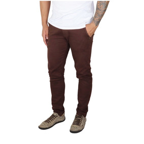 610b9446a Calça Jeans Masculina Slim - Calças no Mercado Livre Brasil