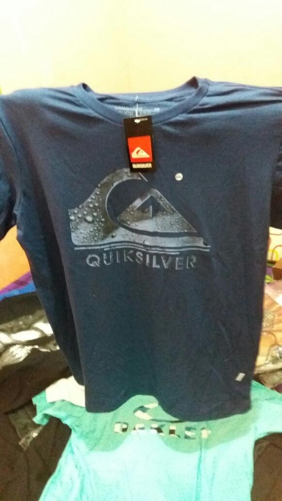 059ac1789f02a kit com 3 camisas quiksilver mcd so os pano top loja online. Carregando  zoom.