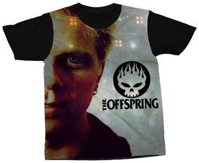 30ad64f3d7 Camisa The Offspring - Calçados, Roupas e Bolsas com o Melhores Preços no  Mercado Livre Brasil