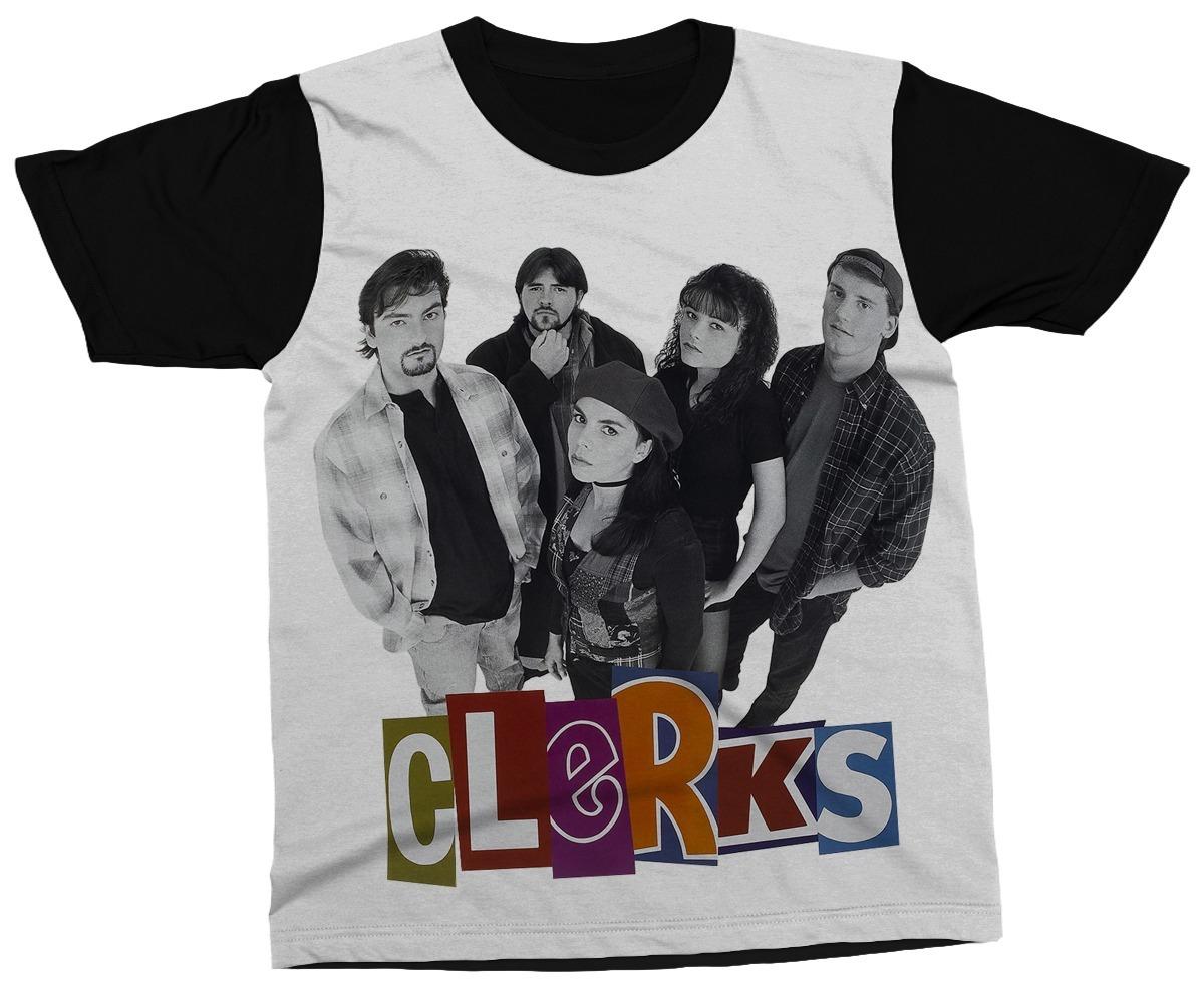 Kit Com 3 Camisetas Clerks Filme O Balconista Camisa Blusa - R  129 ... 834ab449c31