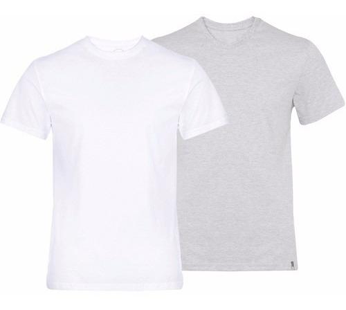 kit com 3 camisetas masculinas modelos a escolha do cliente