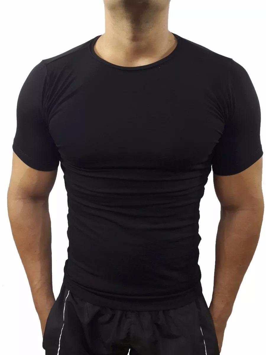 7a1668adf4 ... camisetas slim fit blusa masculina lisa básica. Carregando zoom.