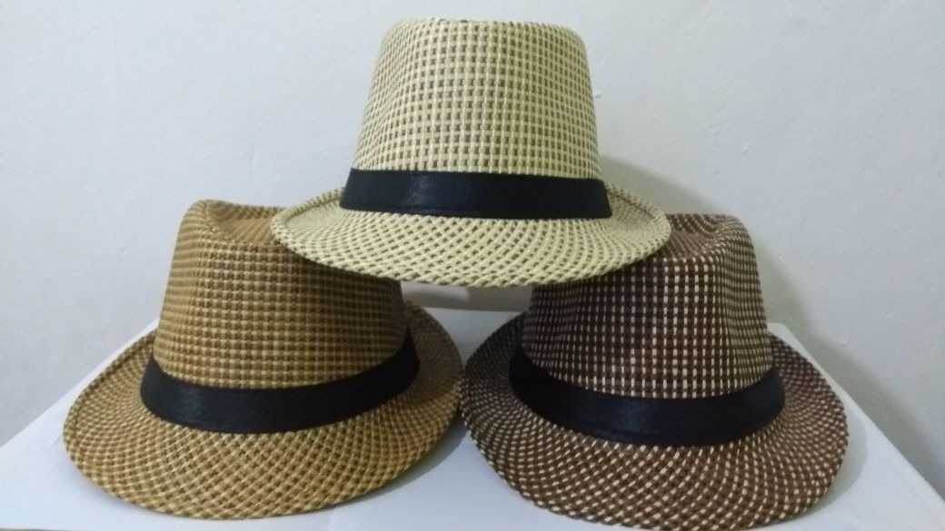 ... chapéu estilo panamá social clássico (unisex). Carregando zoom. 782b84f9a46