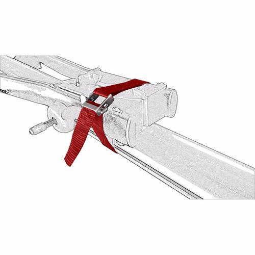 kit com 3 cintas transbike eqmax velox aço peça de reposição