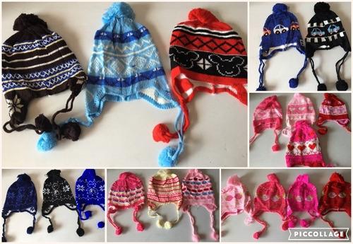ff74068cbd58e kit com 3 gorros peruano chaves touca bebe 0-12 meses. Carregando zoom.