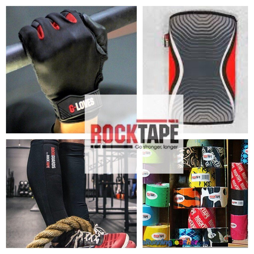 d748797e193 Kit Com 3 Joelheira Rocktape Para Crossfit