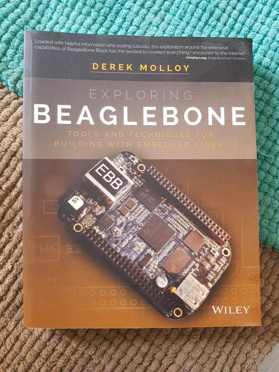 Kit Com 3 Livros Sobre Beaglebone