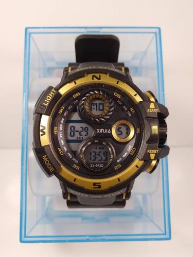 kit com 3 relógios masculino esportivos resistente a água!!!