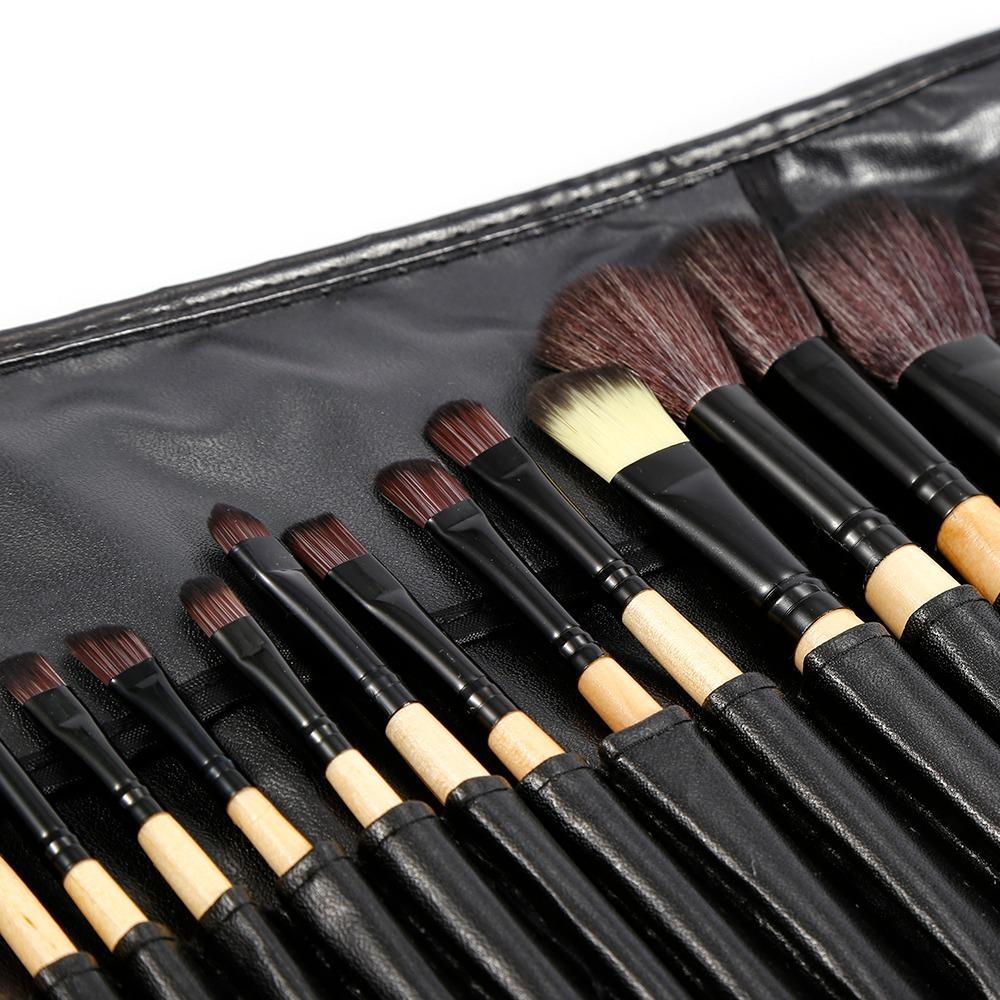 kit com 32 pincéis maquiagem profissional pronta entrega. Carregando zoom. 8adeae6d64