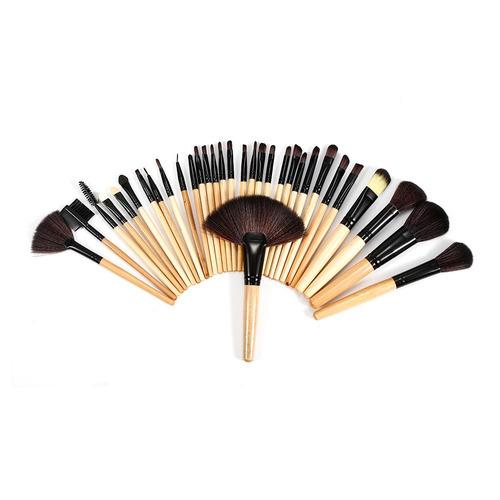 Kit Com 32 Pincéis Maquiagem Profissional Pronta Entrega - R  120,00 ... e9b1581bd4