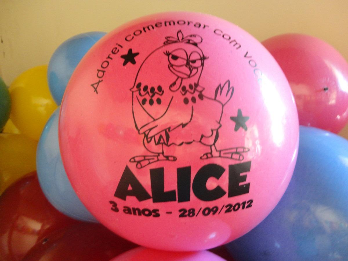 Kit com 35 bolas de vinil personalizadas linda - Bolas de cristal personalizadas ...