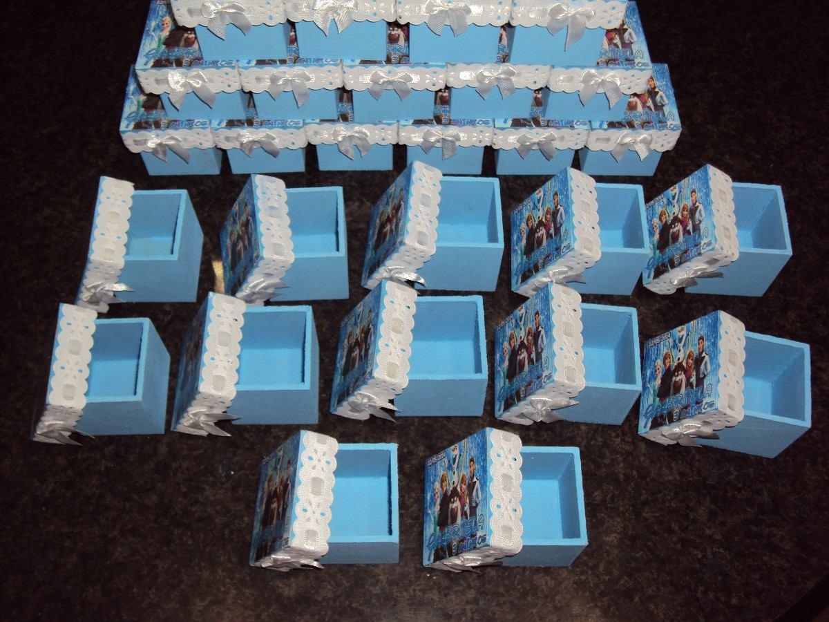 Kit Com 35 Lembrancinhas Do Frozen R 17987 Em Mercado Livre