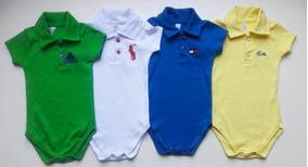 52dda2fec17d Polo Lacoste La1001 - Roupas de Bebê no Mercado Livre Brasil