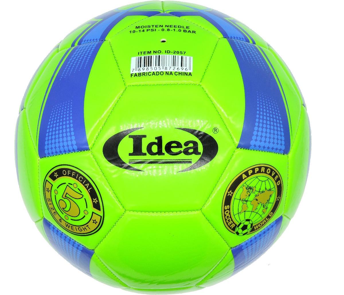Kit Com 4 Bolas De Futebol Para Revenda - Preço De Atacado - R  79 ... 7e4738a82b116